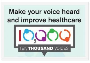 10,000 Voices annual report