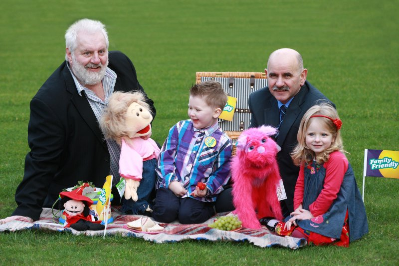 Belfast 'springs into action' with Family Friendly Fun