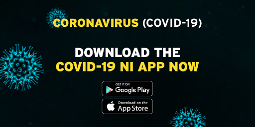 Download the COVID-19 App now