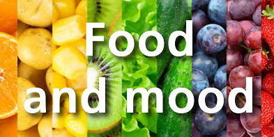 Food and mood graphic