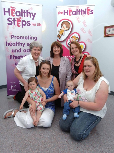 'Healthy Steps' celebrates National Breastfeeding Awareness Week