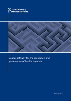 A new pathway for the regulation and governance of health research