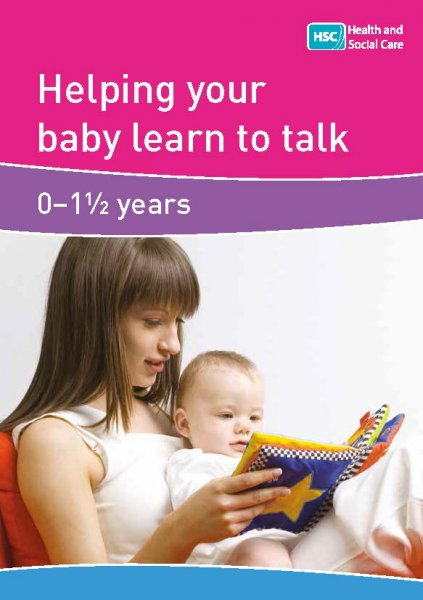 Helping your baby learn to talk
