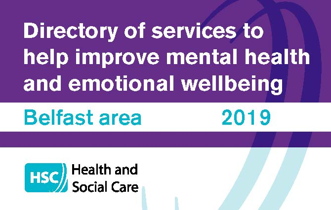 Directories of services to help improve mental health and wellbeing