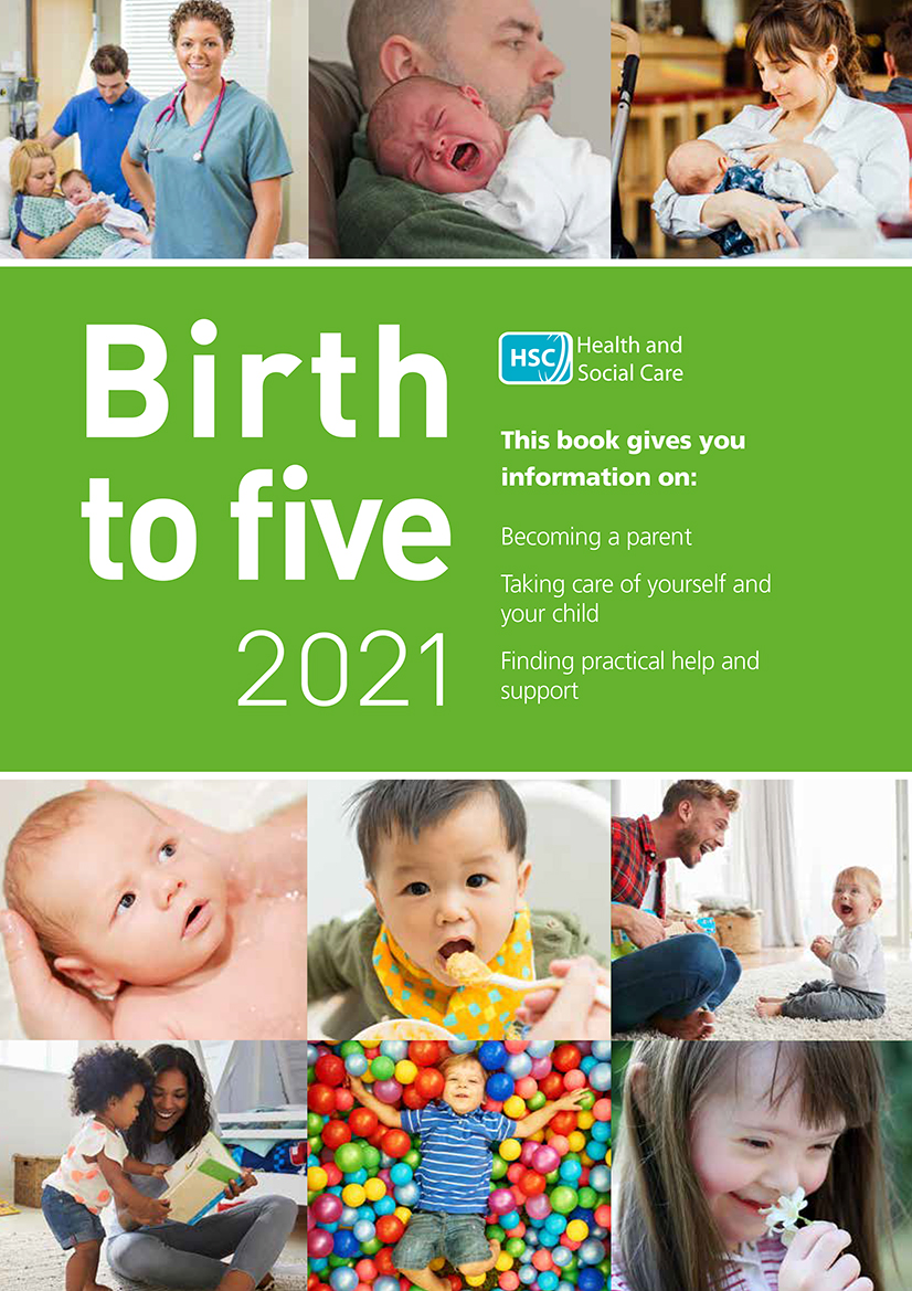 Birth to five 2021 image