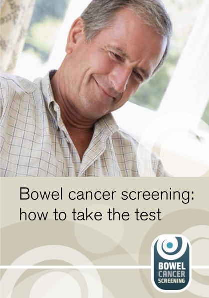 Bowel cancer screening: how to take the test (English and 10 translations)
