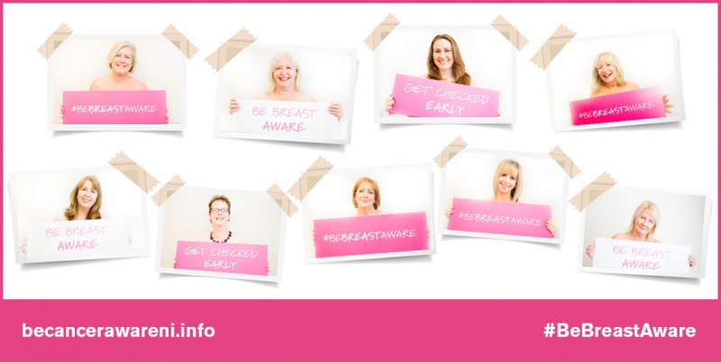 Handy new shower card helps to catch breast cancer early