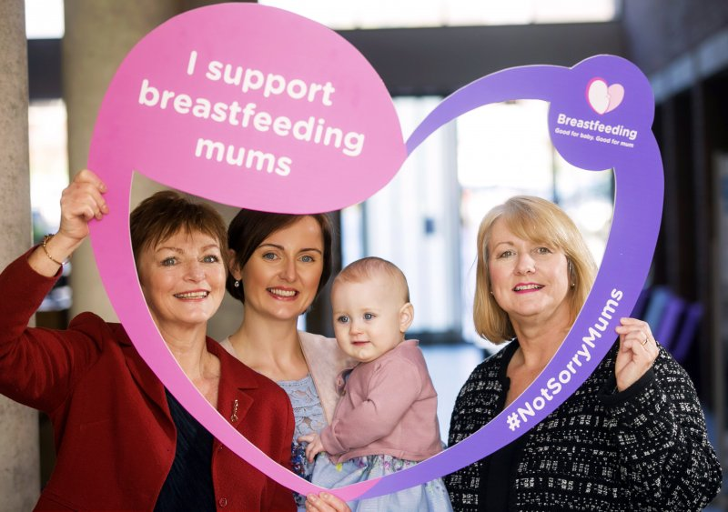 #NotSorryMums: New campaign urges mums to be proud of breastfeeding