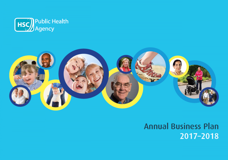 Public Health Agency Business plan 2017-2018