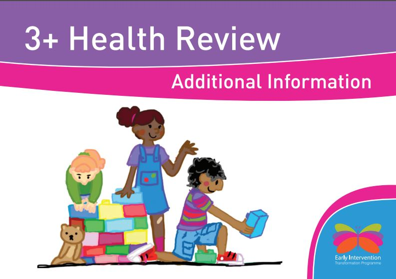 3+ Health Review Additional Information