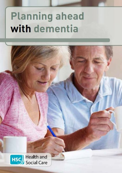 Planning ahead with dementia