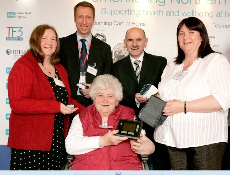 Telemonitoring NI an ongoing success