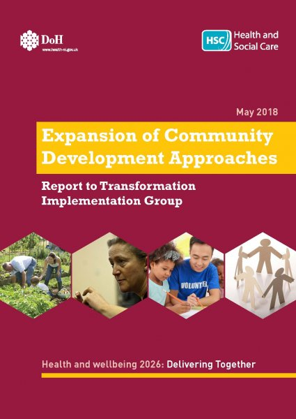 Expansion of community development approaches