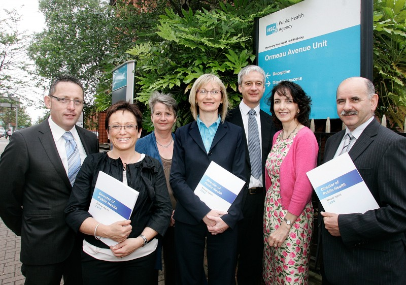PHA launches first Director of Public Health report