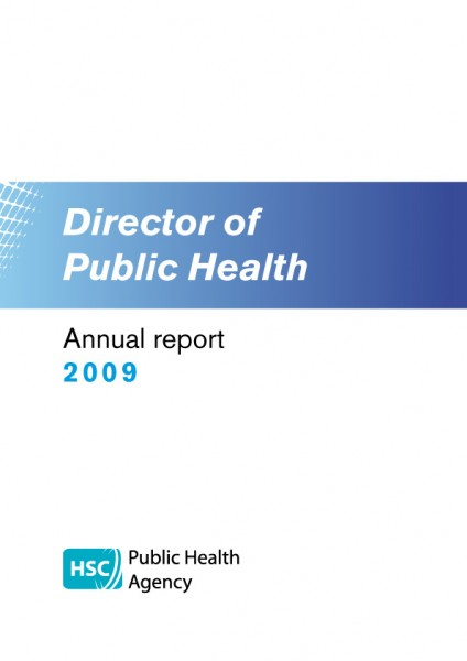 Director of Public Health annual report 2009 and core tables 2008
