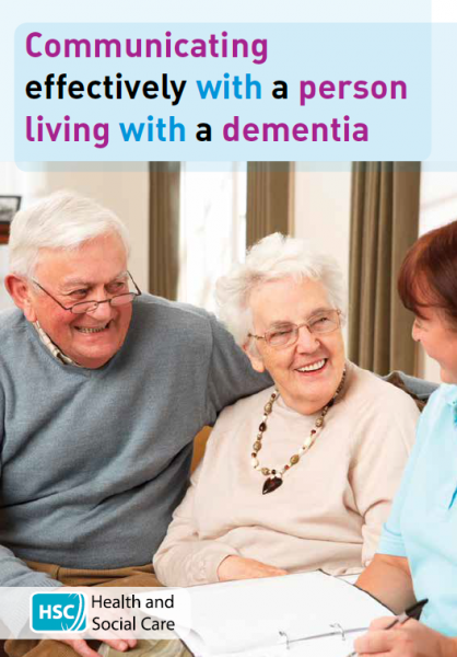 Communicating effectively with a person living with dementia