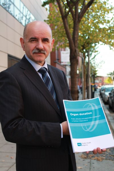PHA publishes organ donation survey findings
