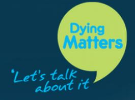 Dying matters – Let's talk about it!