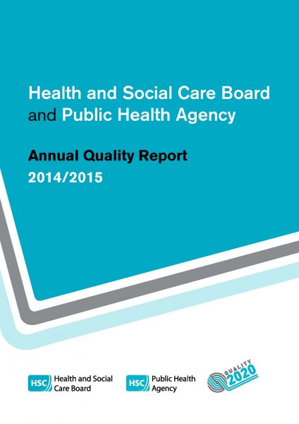 Annual Quality Report 2014/2015