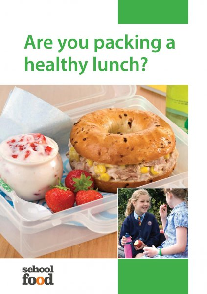 Are you packing a healthy lunch? (English and Irish translation)