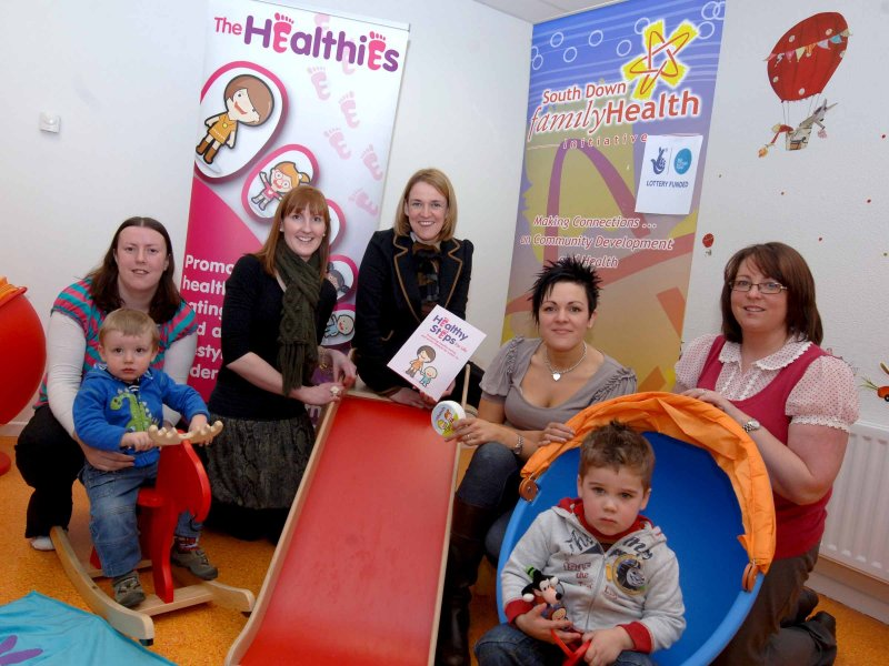 A healthy step in the right direction for young children