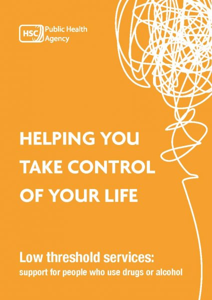 Helping you take control of your life: low threshold services