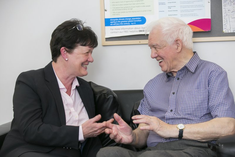 Funding to retain nurses in care of older people