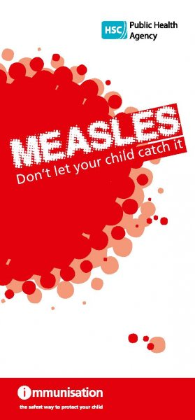 Measles: Don't let your child catch it