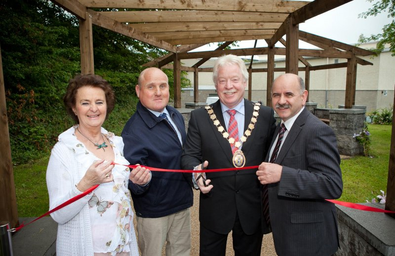 'New Life Garden' Opens In Ards