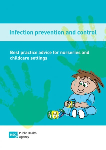 Infection prevention and control. Best practice advice for nurseries and childcare settings