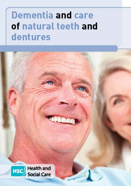 Dementia and care of natural teeth and dentures (English and translations)