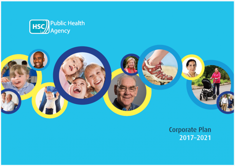 PHA Beyond 2016 – Public Health Agency Corporate Plan 2017-2021