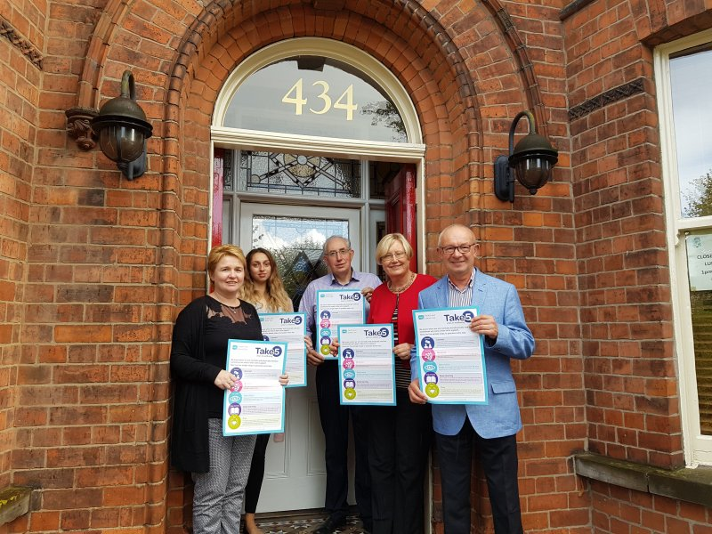 Raising mental health awareness with dentistry staff