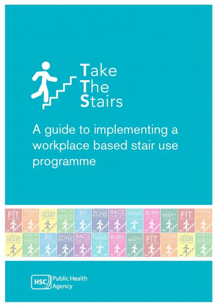 Take the stairs toolkit