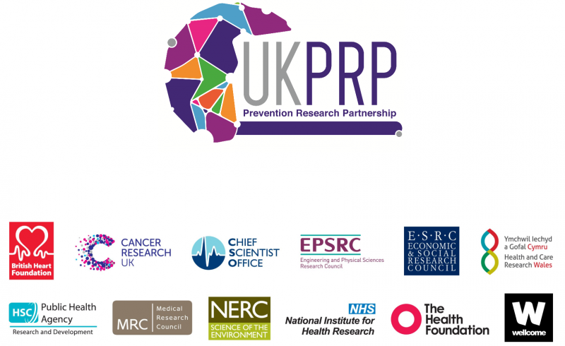 UK Prevention Research Partnership (UKPRP) Funding Call NOW OPEN