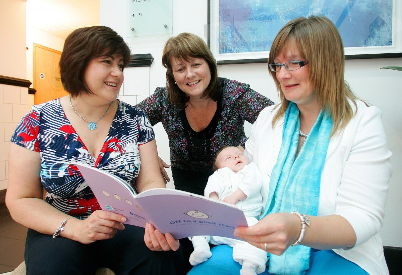 Northern Ireland has highest percentage of Baby Friendly hospitals in UK