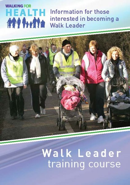 Walking for Health resources (manual, leaflet, poster, certificate etc)