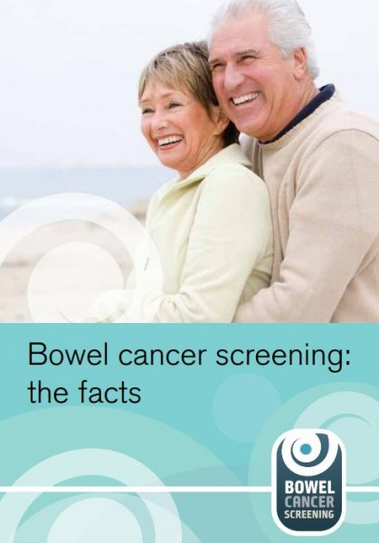 Bowel cancer screening: the facts (English and 10 translations)