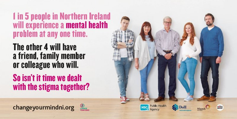 Tackling Mental Health Stigma And Discrimination Hsc Public Health