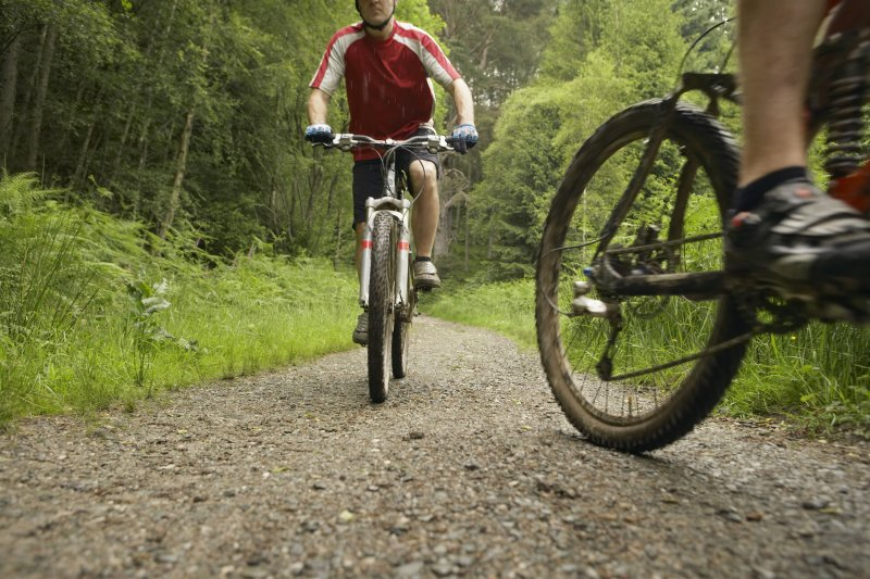 Public health chiefs saddle up for cycling challenge