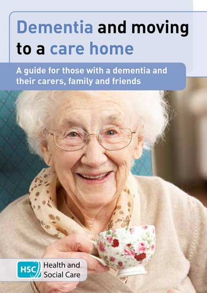 Dementia and moving to a care home