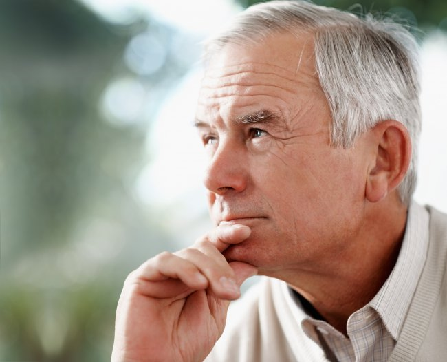 lloon out it is more common in older men smokers