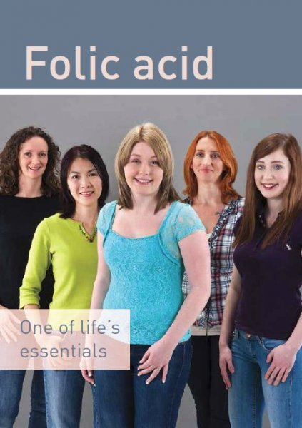 Folic acid – one of life's essentials