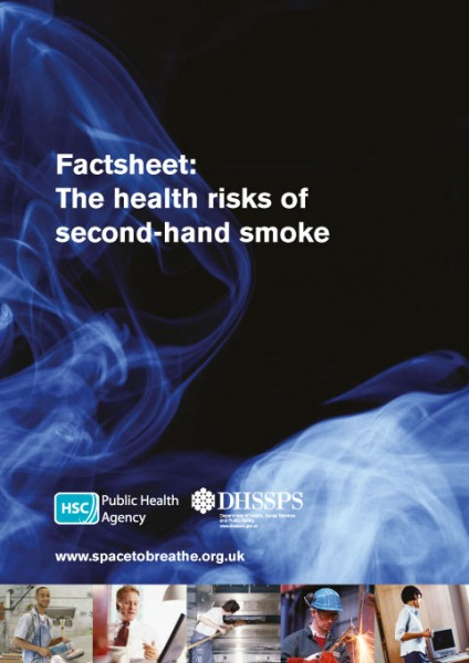 Factsheet: the health risks of second-hand smoke