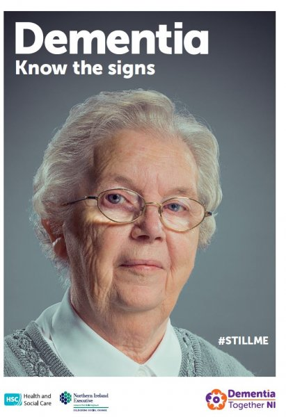 Dementia - know the signs