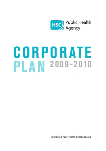PHA corporate plan 2009-2010