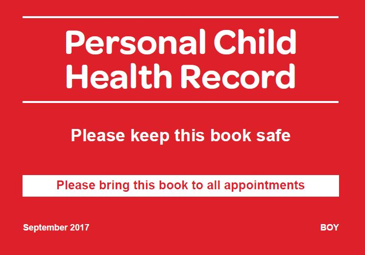 The new and improved 'Red Book' launches for new parents
