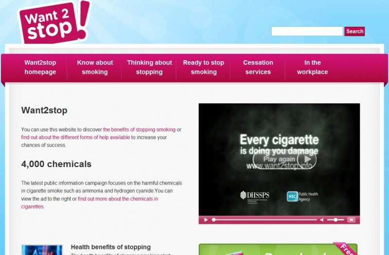 PHA gives smokers 4,000 reasons to stop smoking