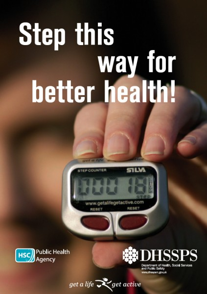 Step this way for better health