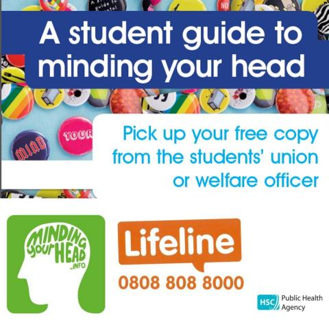 Minding Your Head student guide cover